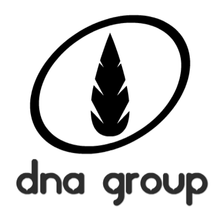 DNA Group Logo